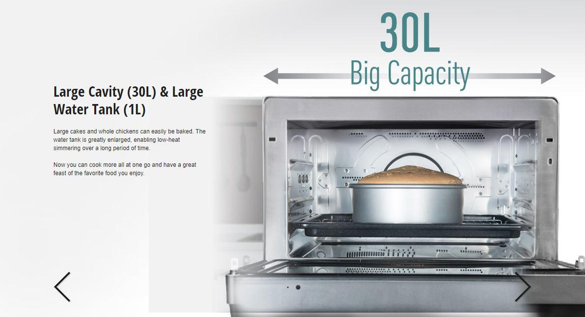 Image from BIG CUBIE OVEN COOKBOOK