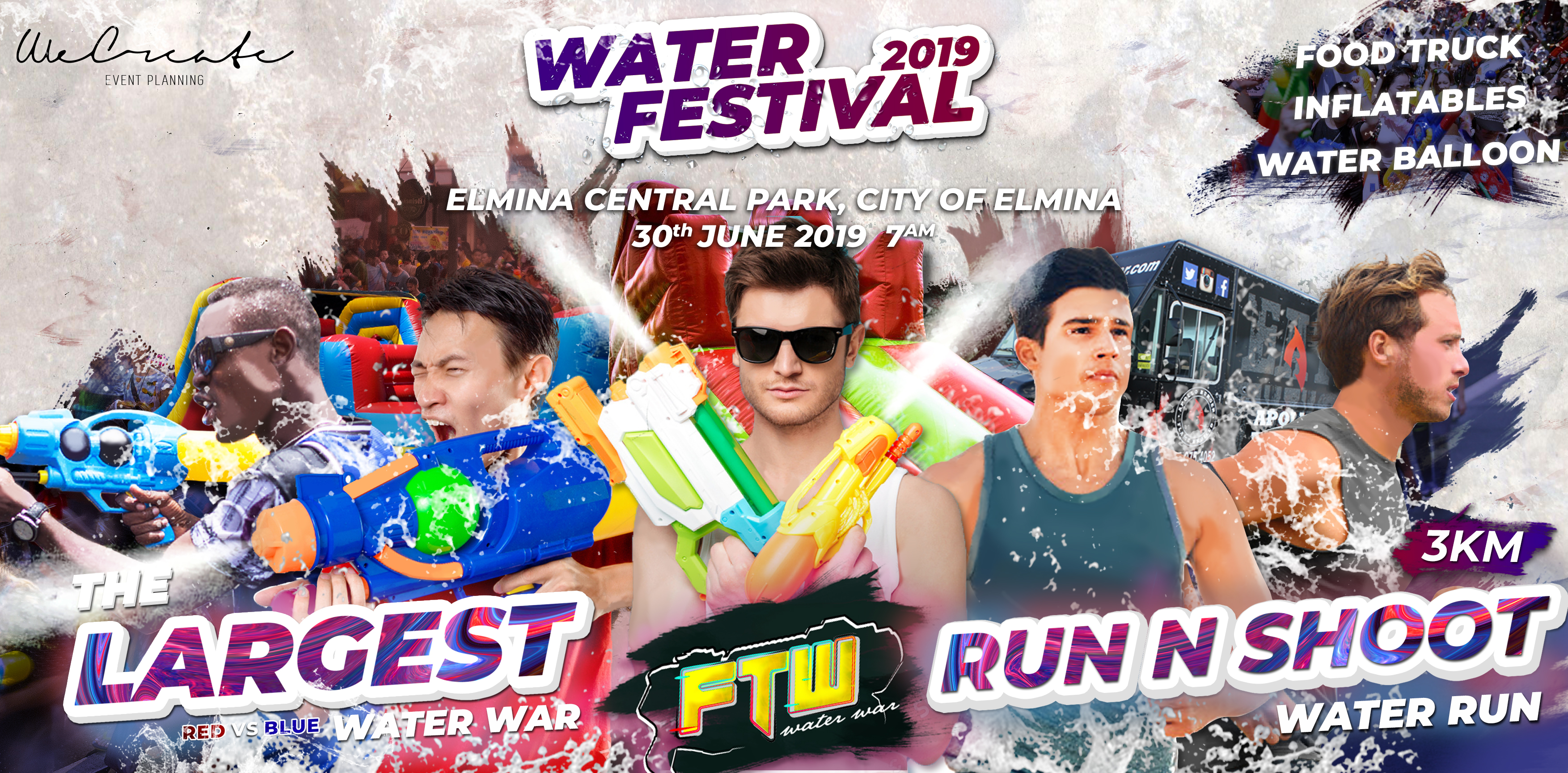 Image from FTW 3K Water Fest