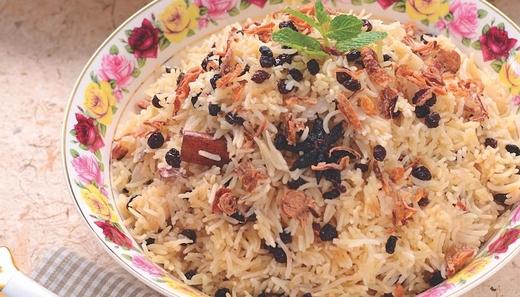 Nasi Minyak MyResipi Chef Hanieliza