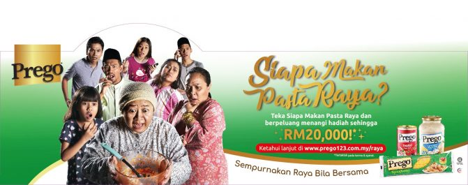 Image from Prego Malaysia