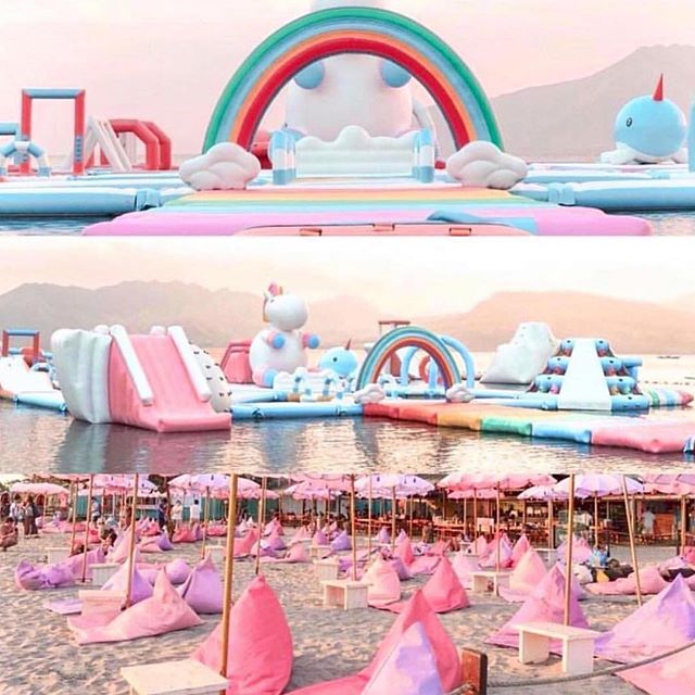 Image from @inflatableisland