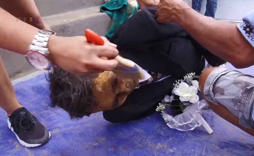 Image from Dokumentasi Toraja Terkini/YouTube