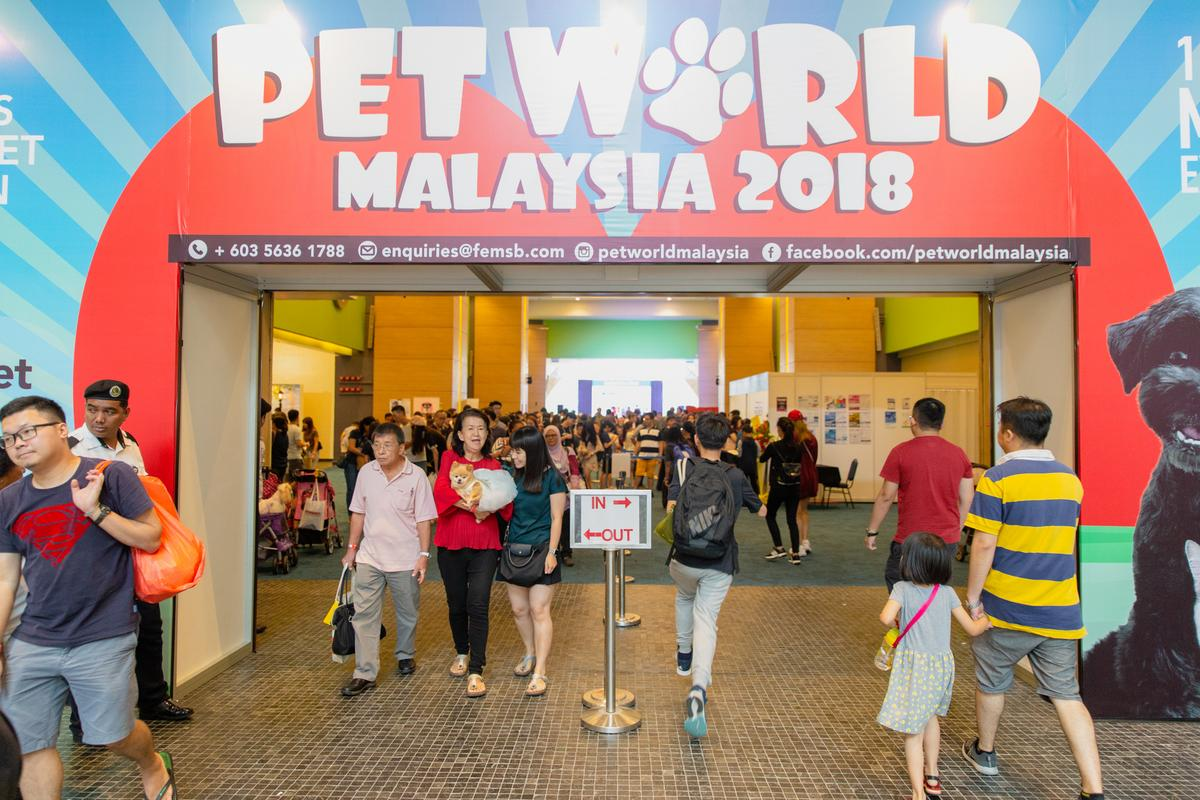 Image from Pet World 2018