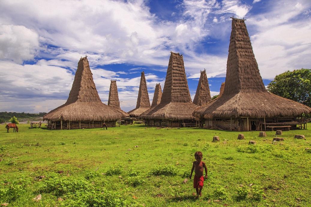 Rantenggaro Village
