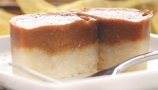Seri Muka Durian MyResipi Chef Hanieliza