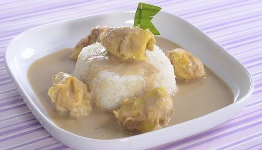 Pengat Durian Bonda MyResipi Chef Hanieliza