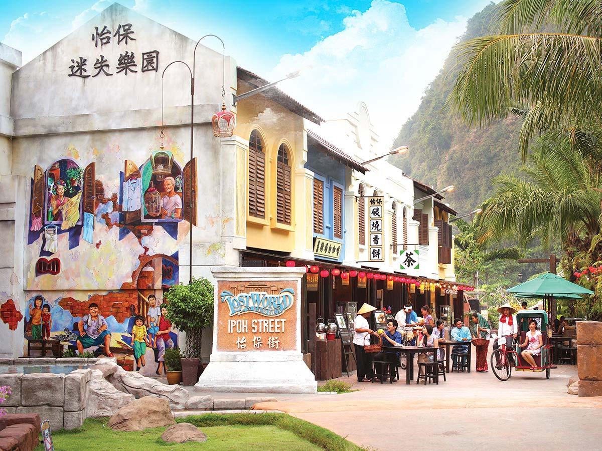 Image from Sunway Lost World of Tambun