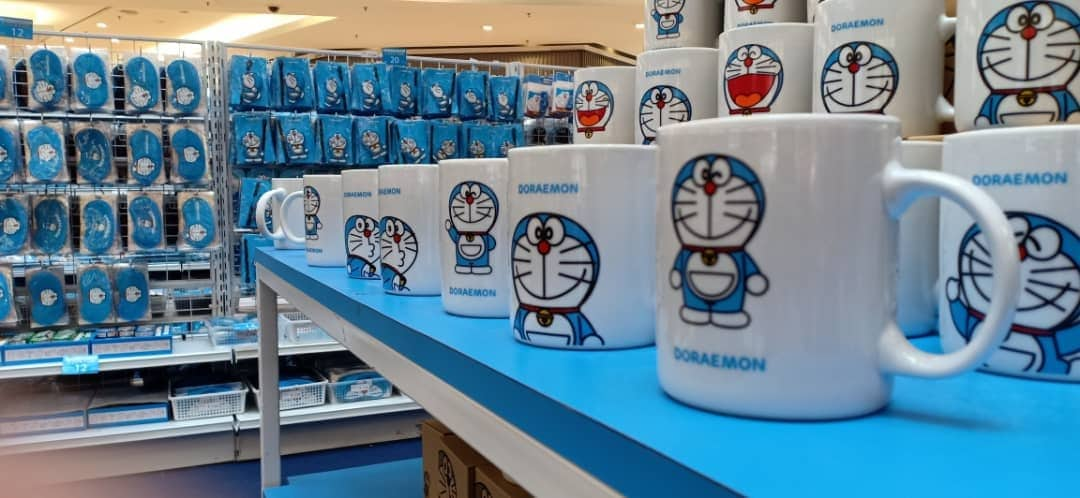 Image from Doraemon Malaysia/Facebook