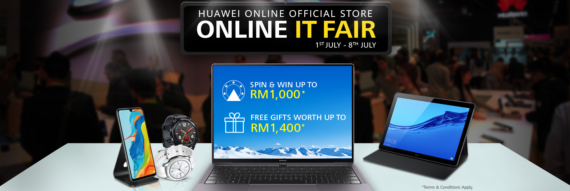 Image from HUAWEI Online Official Store
