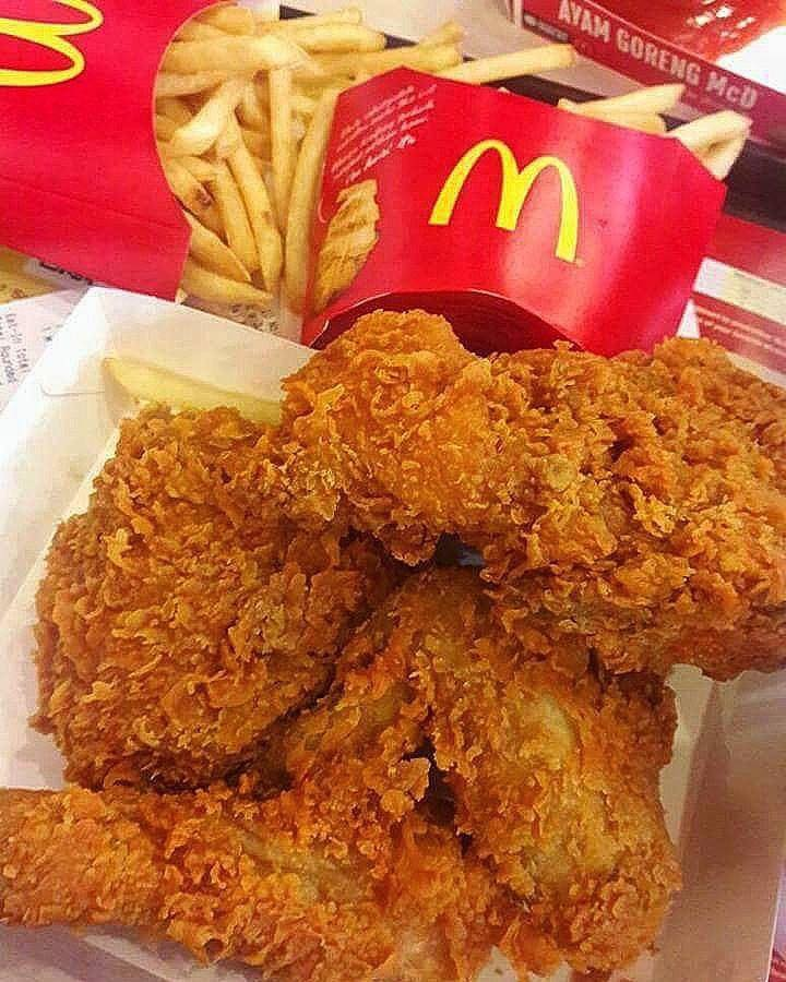 3x Spicier Ayam Goreng McD Is Finally Available In McDonald's Outlets Nationwide