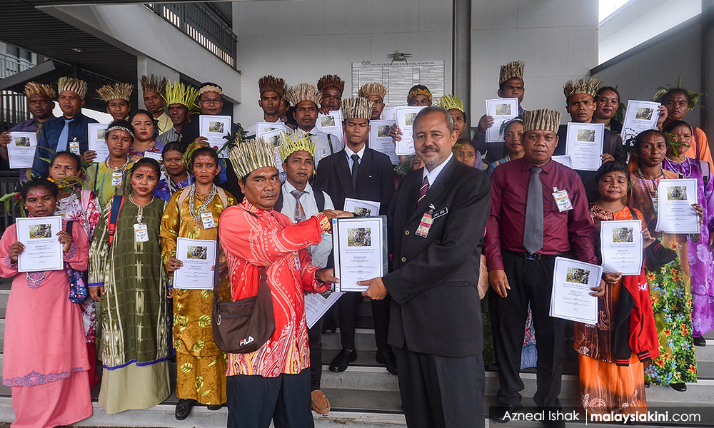 Image from Azneal ishak/Malaysiakini