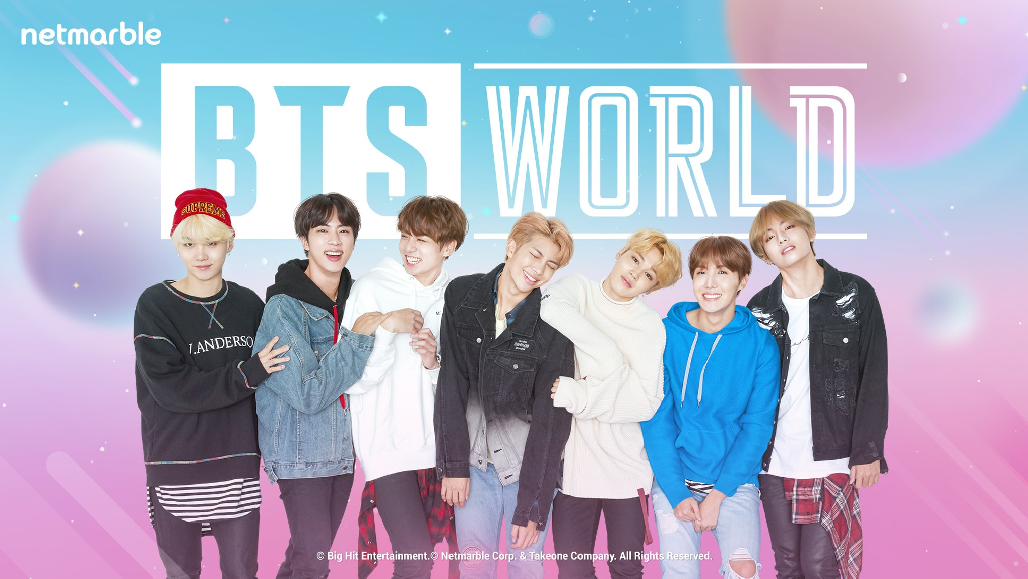 Image from BTS World and Netmarble Corp.