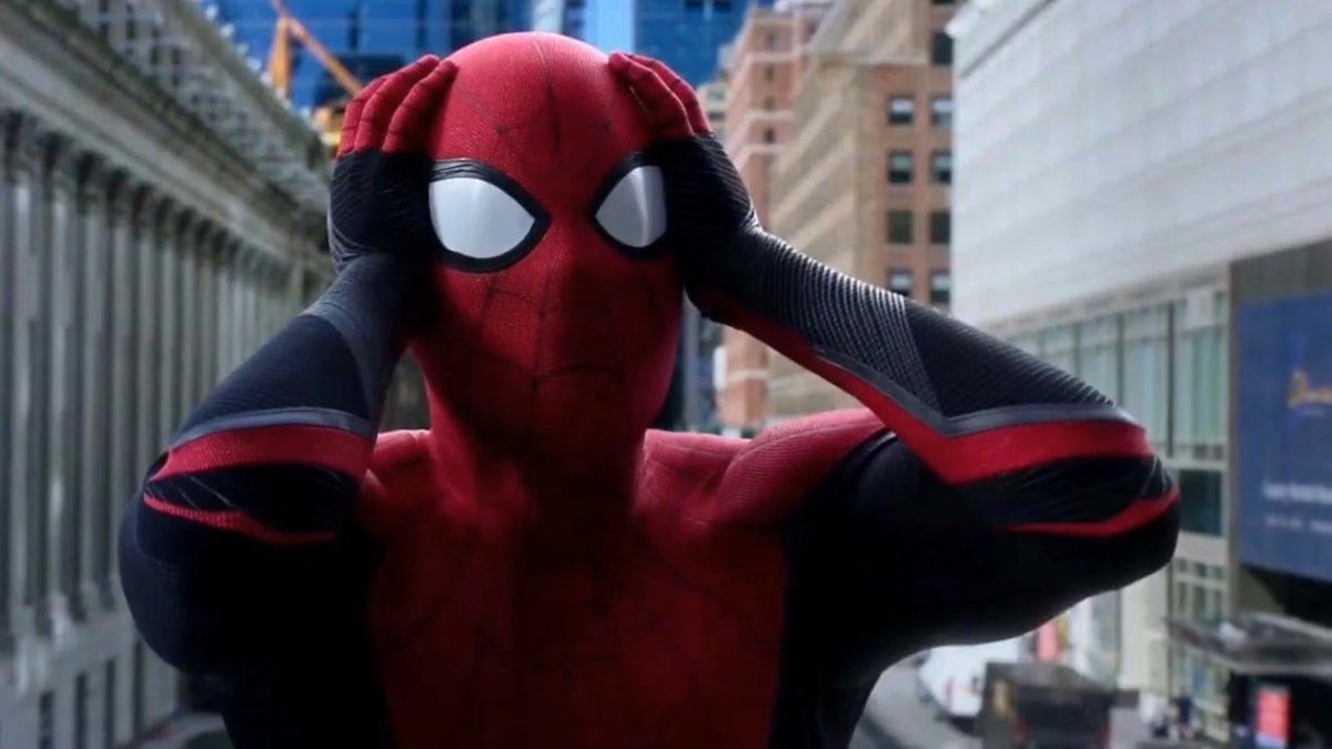 Image from Twitter @spideysbest / Sony Pictures