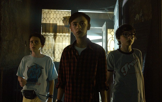 Characters in 'It'.