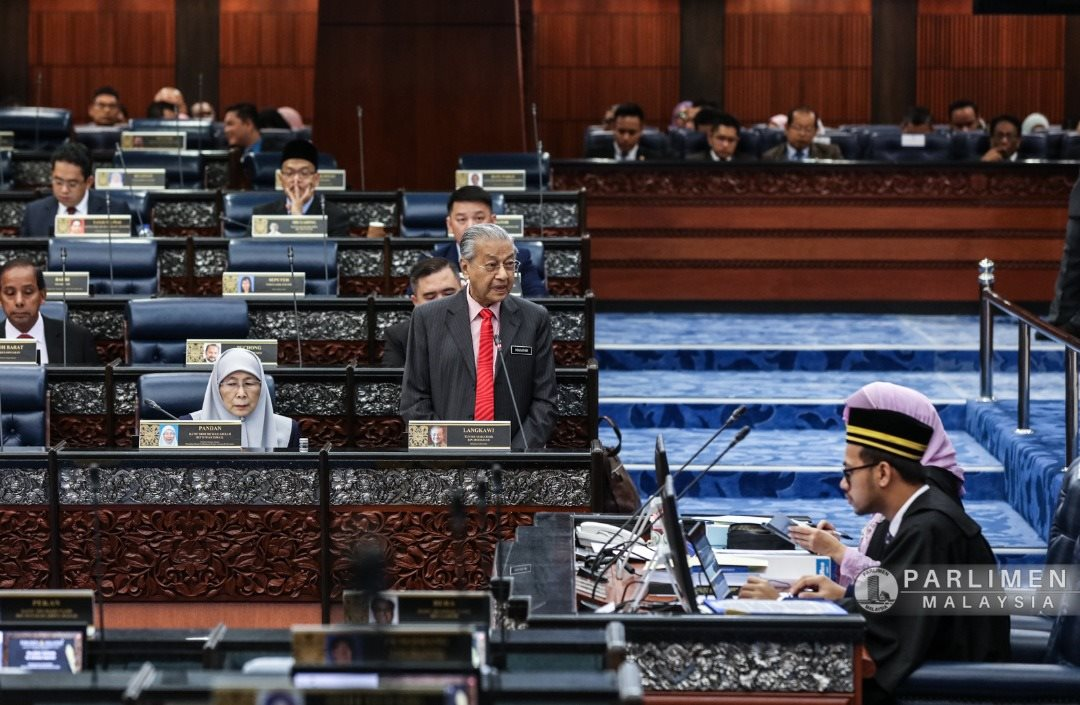 Image from Parlimen Malaysia