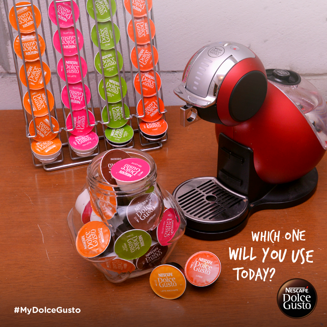 Image from NESCAFÉ Dolce Gusto Malaysia (Facebook)