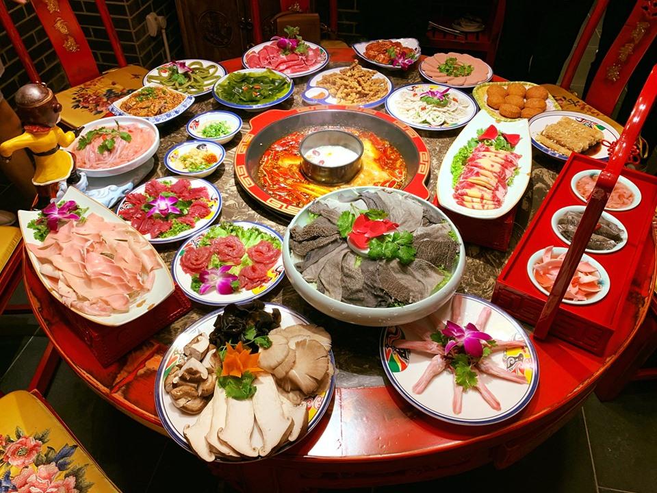 Image from 蜀香楼成都火锅 Shu Xiang Lou Hot Pot & Sichuan Cuisine Facebook