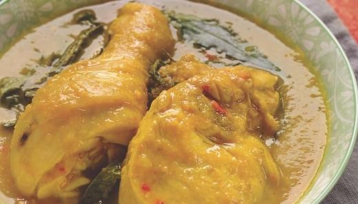 Ayam Gulai Tempoyak MyResipi Chef Hanieliza