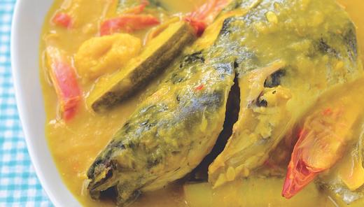 Ikan Patin Masak Tempoyak MyResipi Chef Hanieliza