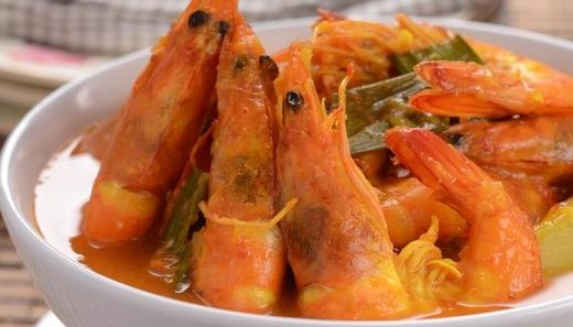 Udang Tempoyak MyResipi Chef Hanieliza