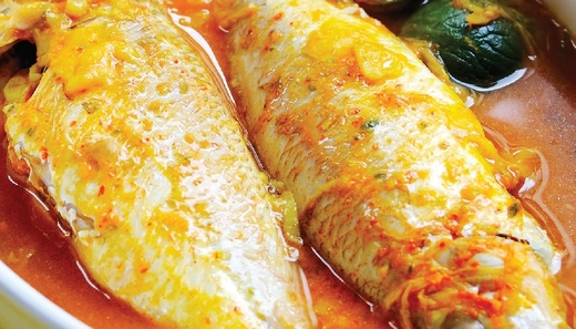 Tempoyak Ikan Dan Terung MyResipi Chef Hanieliza