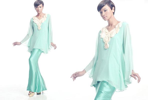 Top Raya Fashion Picks 2013: Kaftans, Palazzo Pants & Peplums