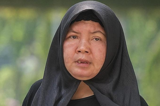 Khanifah was hired as their maid back in 2011.