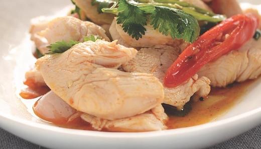 Resepi Ayam Goreng Tomyam MyResipi Chef Hanieliza