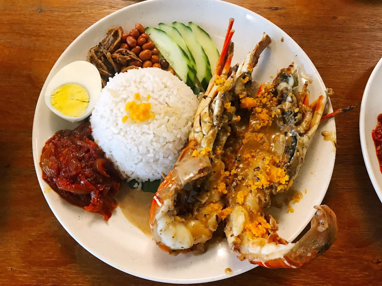 Nasi Lemak Lobster
