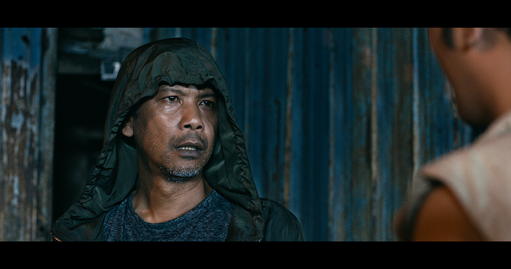 Nam Ron as Shahidan in 'Till Death: Azalea's Wrath'.