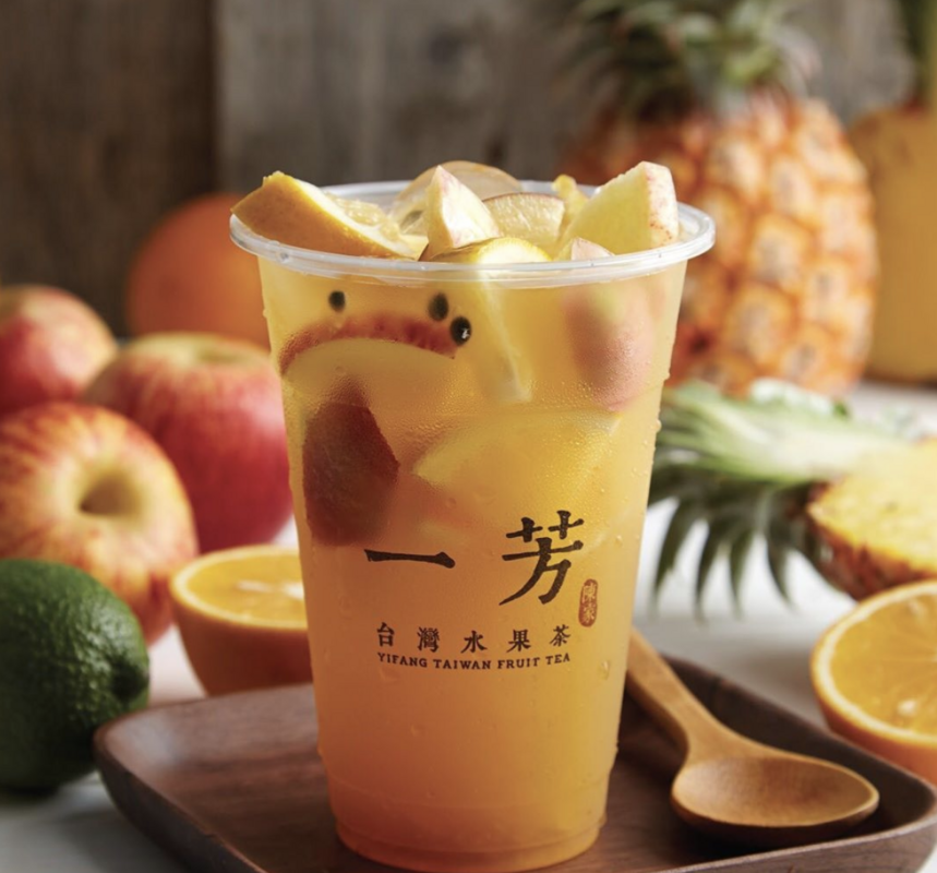 Image from Instagram @yifangtea.my