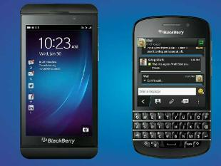 The company will undergo a legal name change after its shareholders pass a resolution to that effect later this year, said a spokeswoman. Until then the company will do business as BlackBerry.