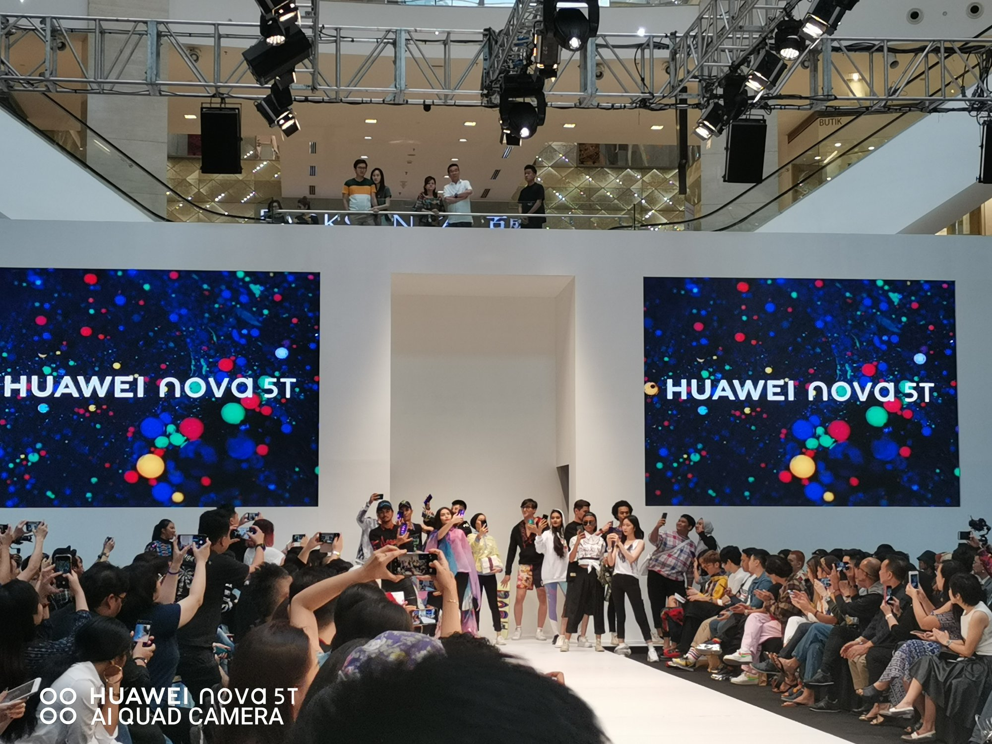 Image from Huawei Mobile (Facebook)