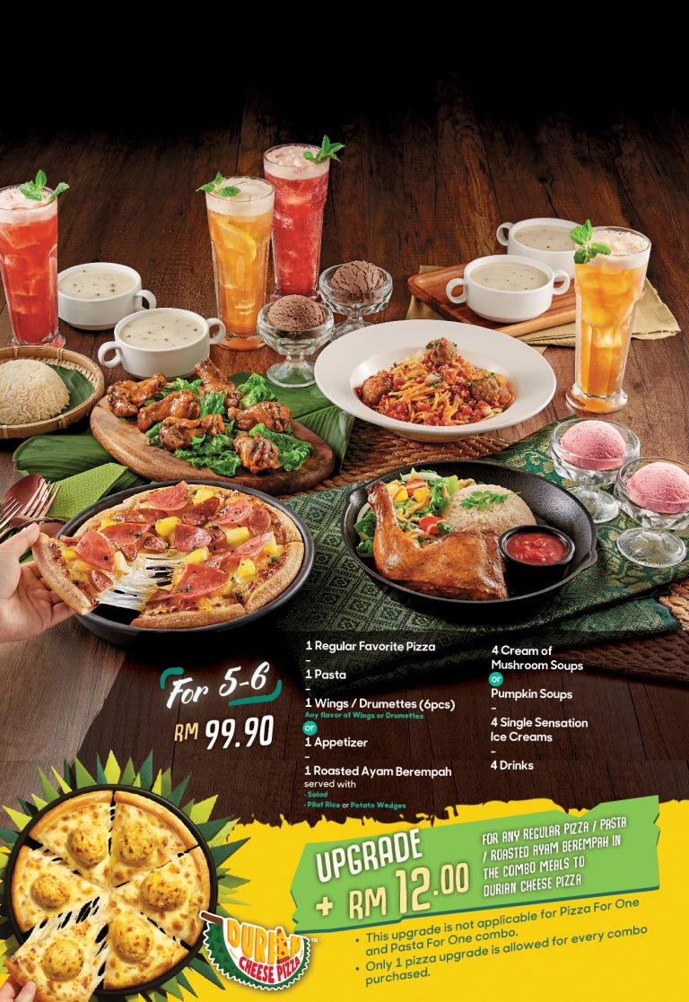 Image from Pizza Hut Malaysia