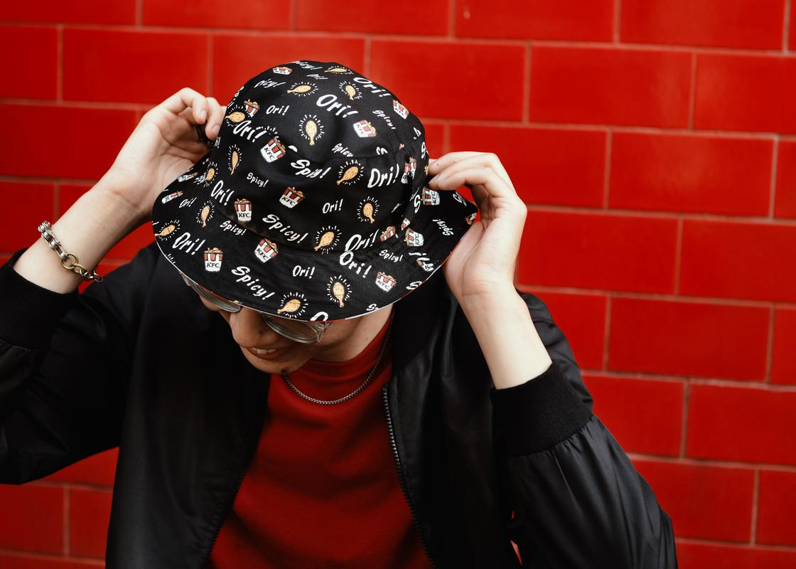 O.R. Reversible Bucket Hat.
