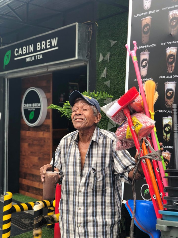 Image from Cabin Brew Milk Tea