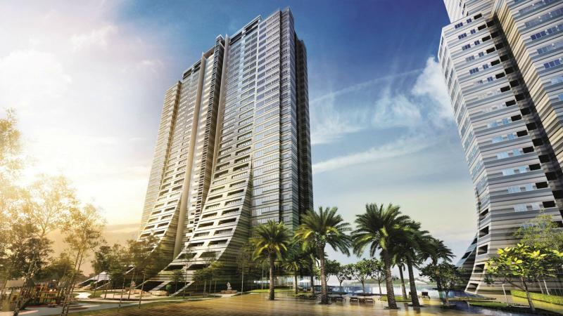 Meridin Medini in Johor Bahru includes curved terraces and is just 5 minutes away from LEGOLAND Malaysia.