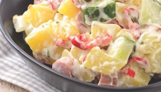 Salad Kentang MyResipi Chef Hanieliza