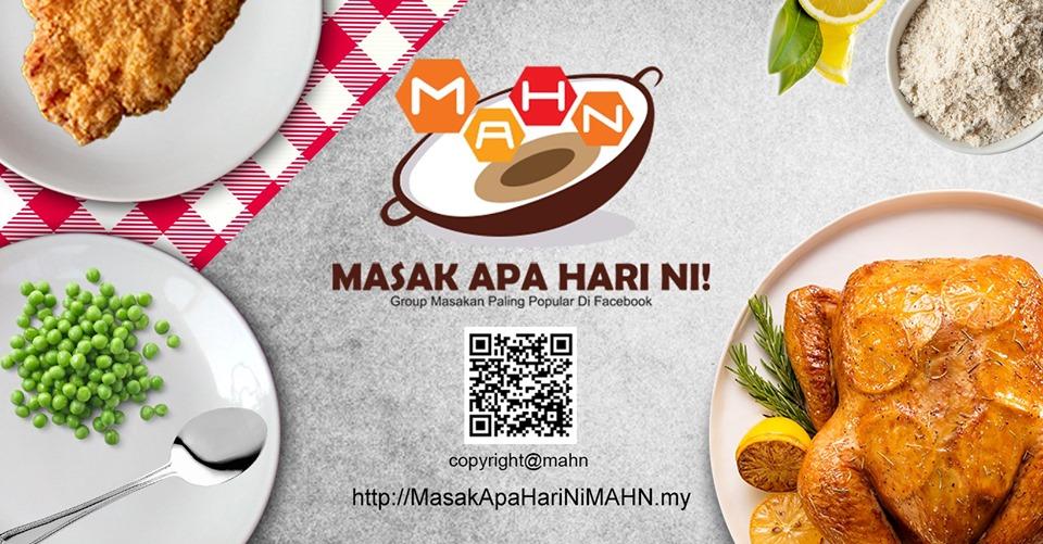Image from Nur Fadzillah Ibrahim / Facebook Masak Apa Hari Ni