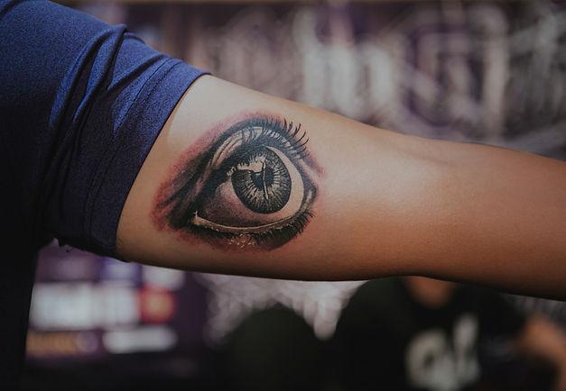 Image from Tattoo Malaysia Expo
