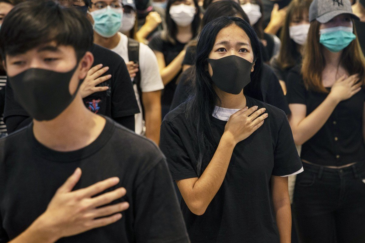 Image from EPA-EFE/South China Morning Post