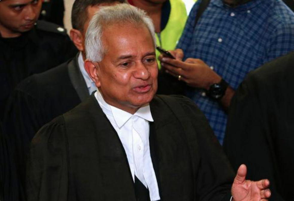 Attorney-General Tommy Thomas.