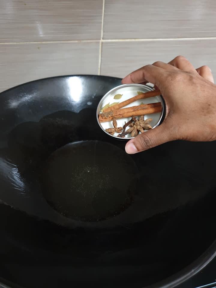 Image via Facebook Sheena Supramaniam Kari Kambing Mutton Curry