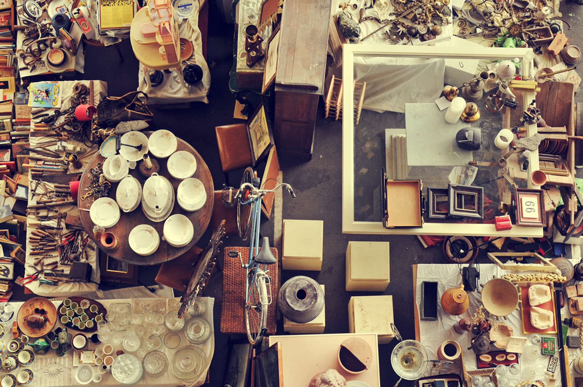 Image from Rozelle Collectors Market