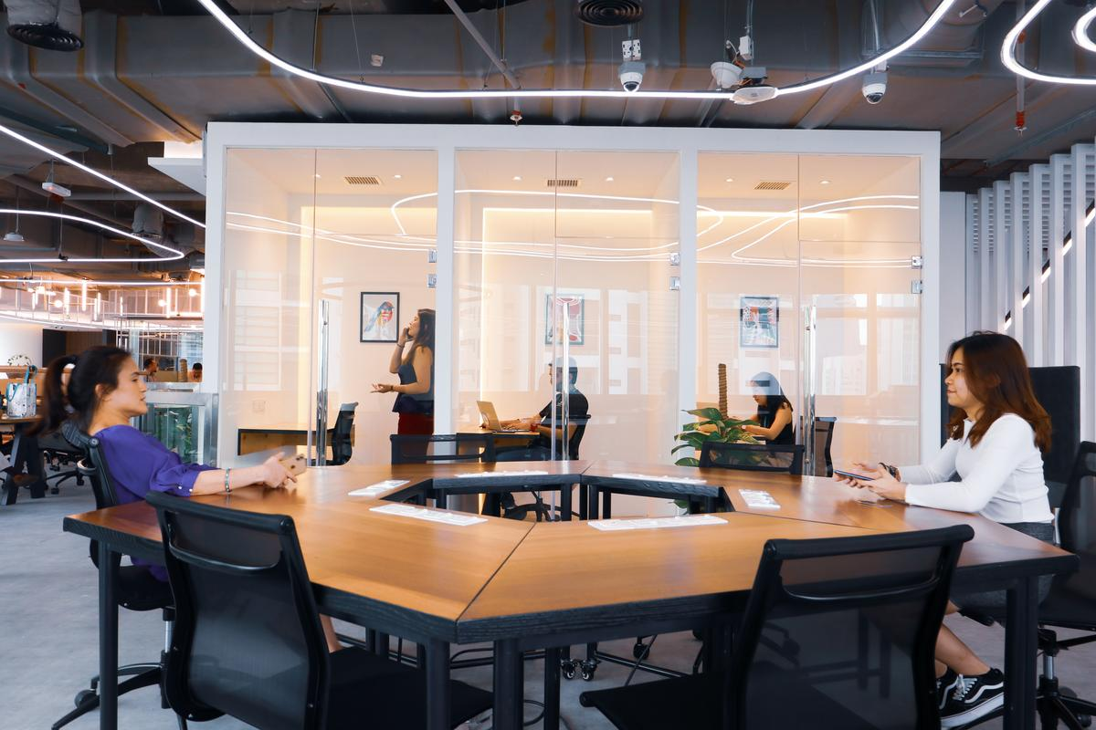 Image from Co-labs Coworking