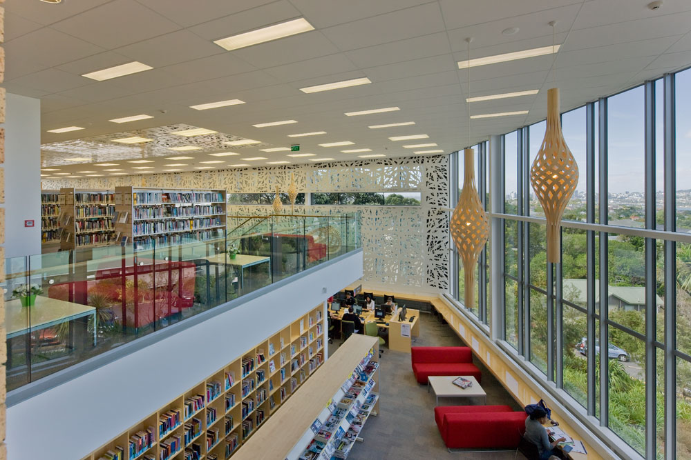 Birkenhead Library and Civic Centre, Auckland