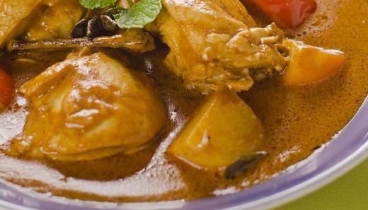 Kari Ayam MyResipi Chef Hanieliza
