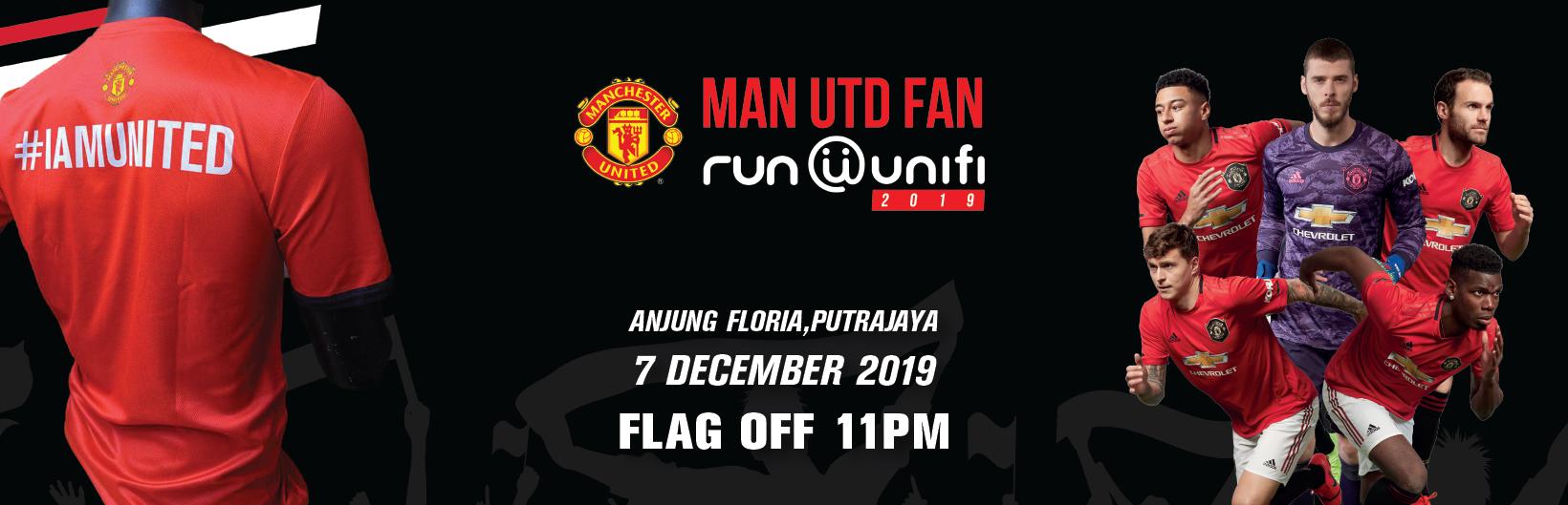 Image from Man Utd Fan Run @ unifi