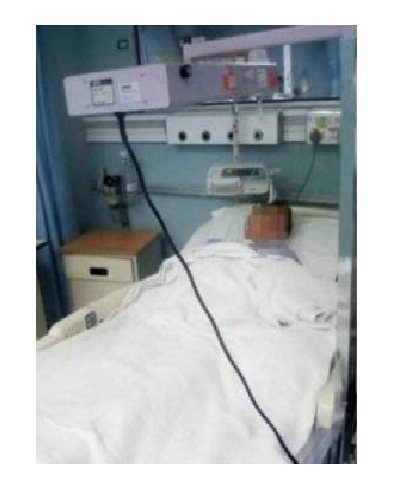 Keadaan Yusof di wad ICU