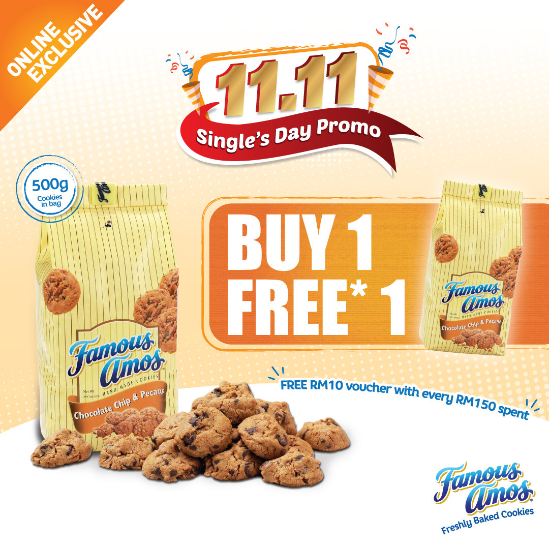 Image from Famous Amos